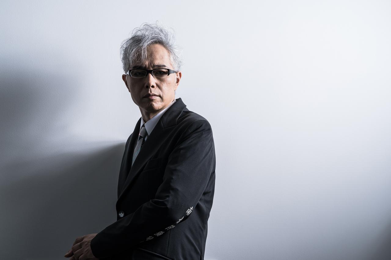 大槻ケンヂ 撮影=菊池貴裕