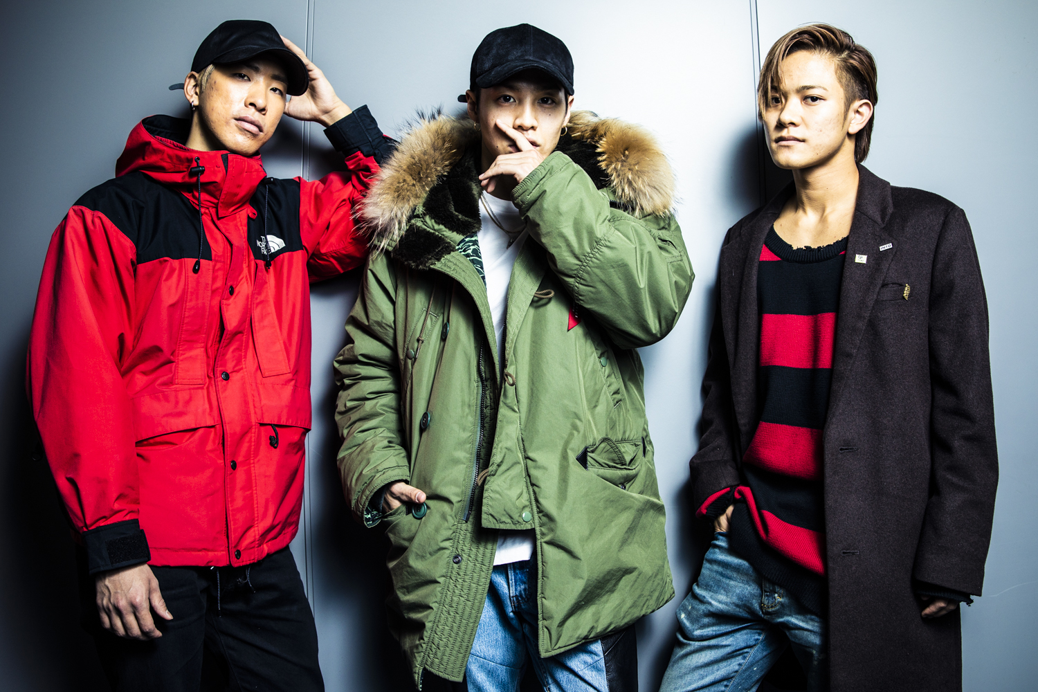 THE RAMPAGE from EXILE TRIBE 撮影=森好弘