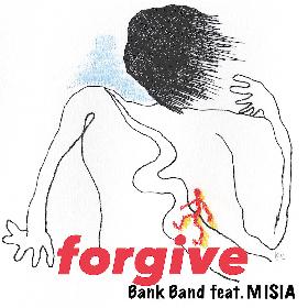 Bank Band、ゲストボーカルにMISIAを迎えた新曲「forgive」を配信限定リリース(コメントあり)