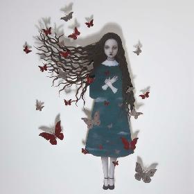 DIR EN GREY、ニューシングル「朧」ジャケットアートワークと収録内容を解禁