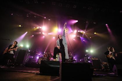 初の4日間開催となったLACCO TOWER主催のロックフェス「I ROCKS」初日はSUPER BEAVERと2マンで最高を更新