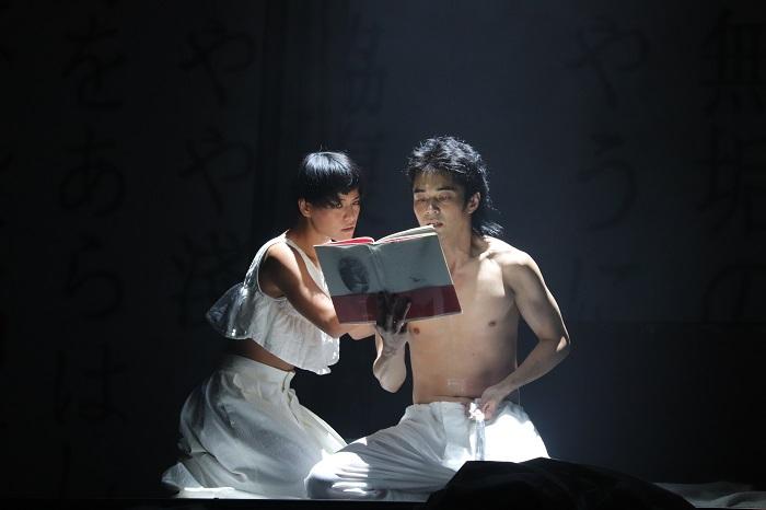 『MISHIMA2020』公開舞台稽古 『(死なない)憂国』
