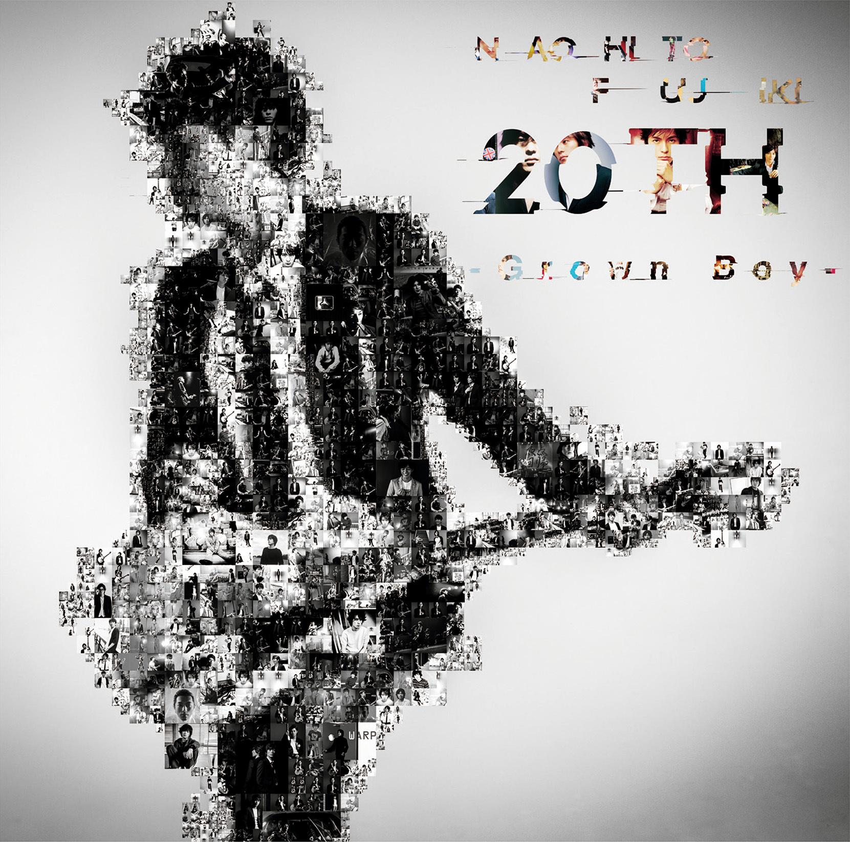 『20th -Grown Boy-』通常盤