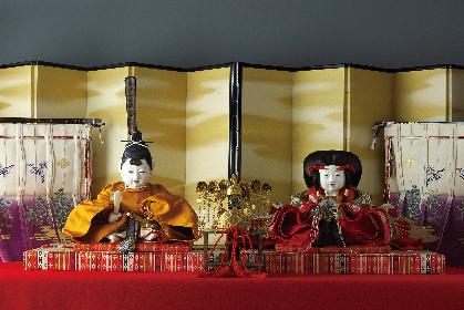 静嘉堂文庫美術館で『岩﨑家のお雛さまと御所人形』展が開催 人形の優品が集結