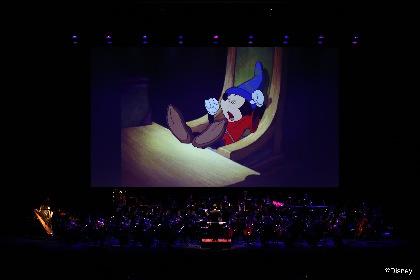 『ディズニー・ファンタジア・コンサート2016』が開幕、初日レポート
