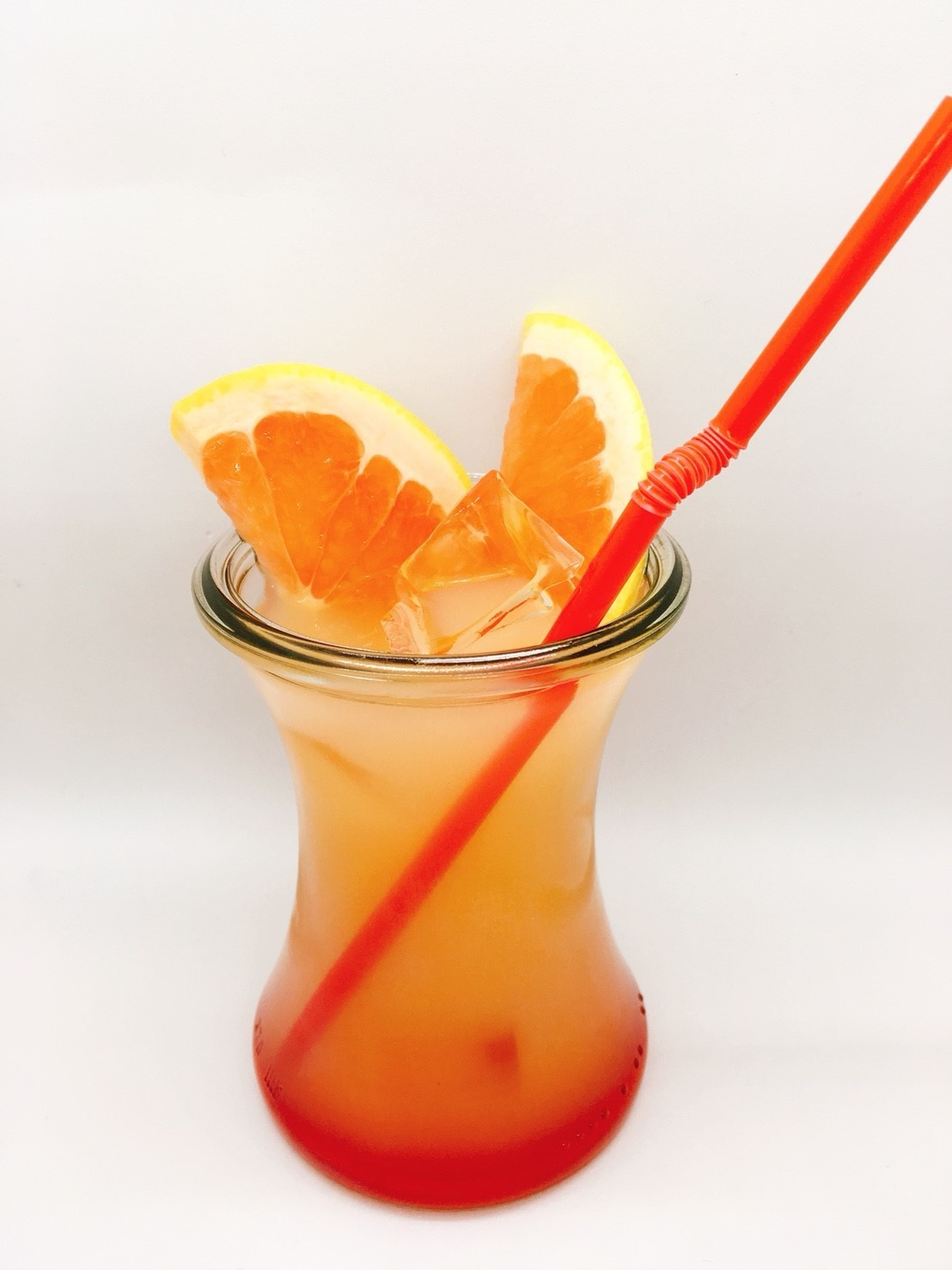 かっちゃんのグレープフルーツジュース:700円