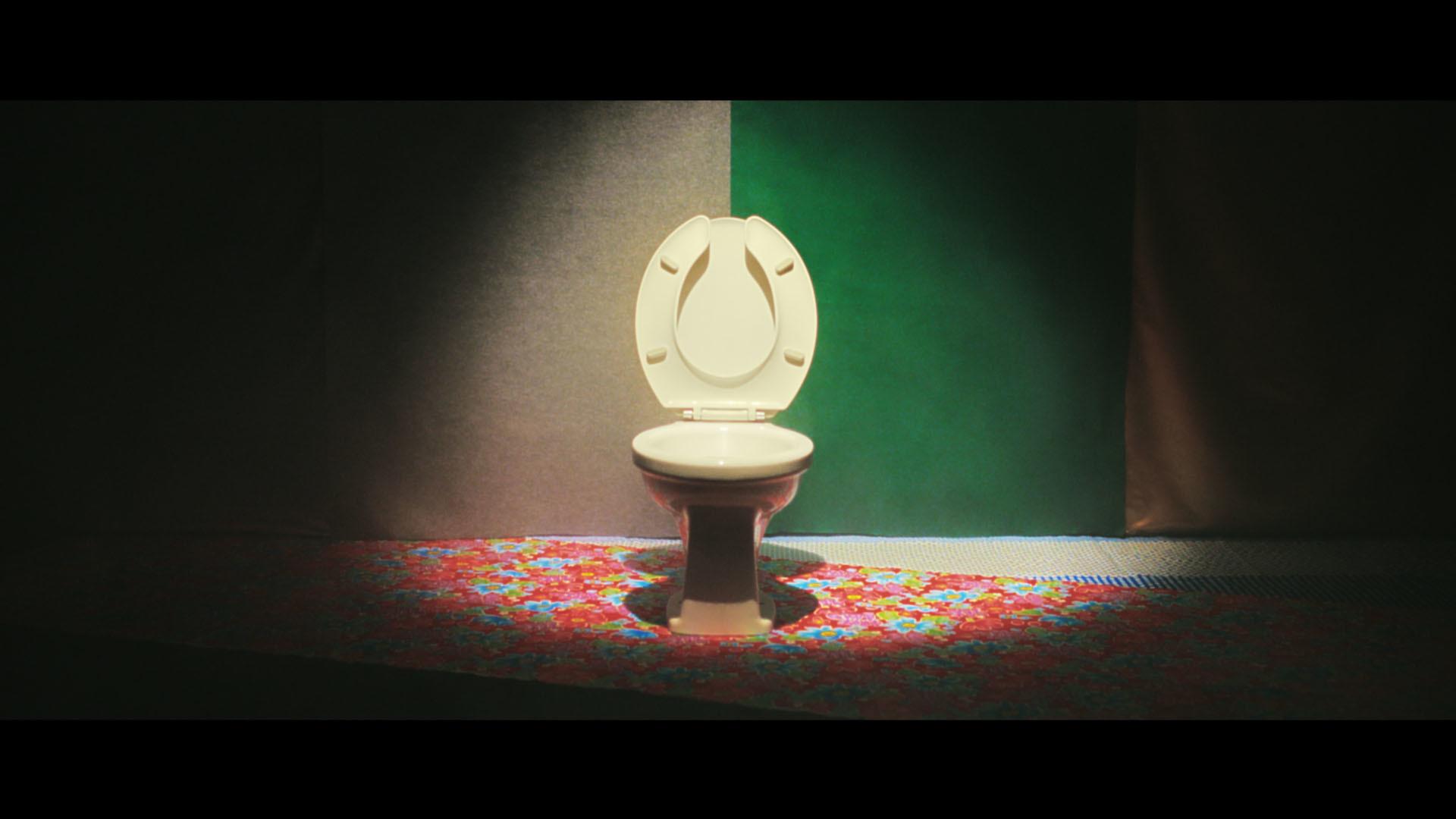 石野卓球「Rapt In Fantasy」のミュージックビデオ