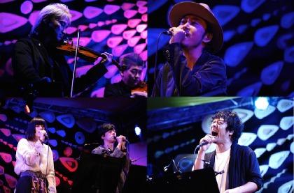 『ROCKIN' QUARTET』、中津川ソーラー出演時のライブ映像が配信決定