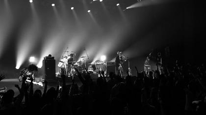 ACIDMAN、震災後7年連続となる3.11福島公演で「空白の鳥」初披露も