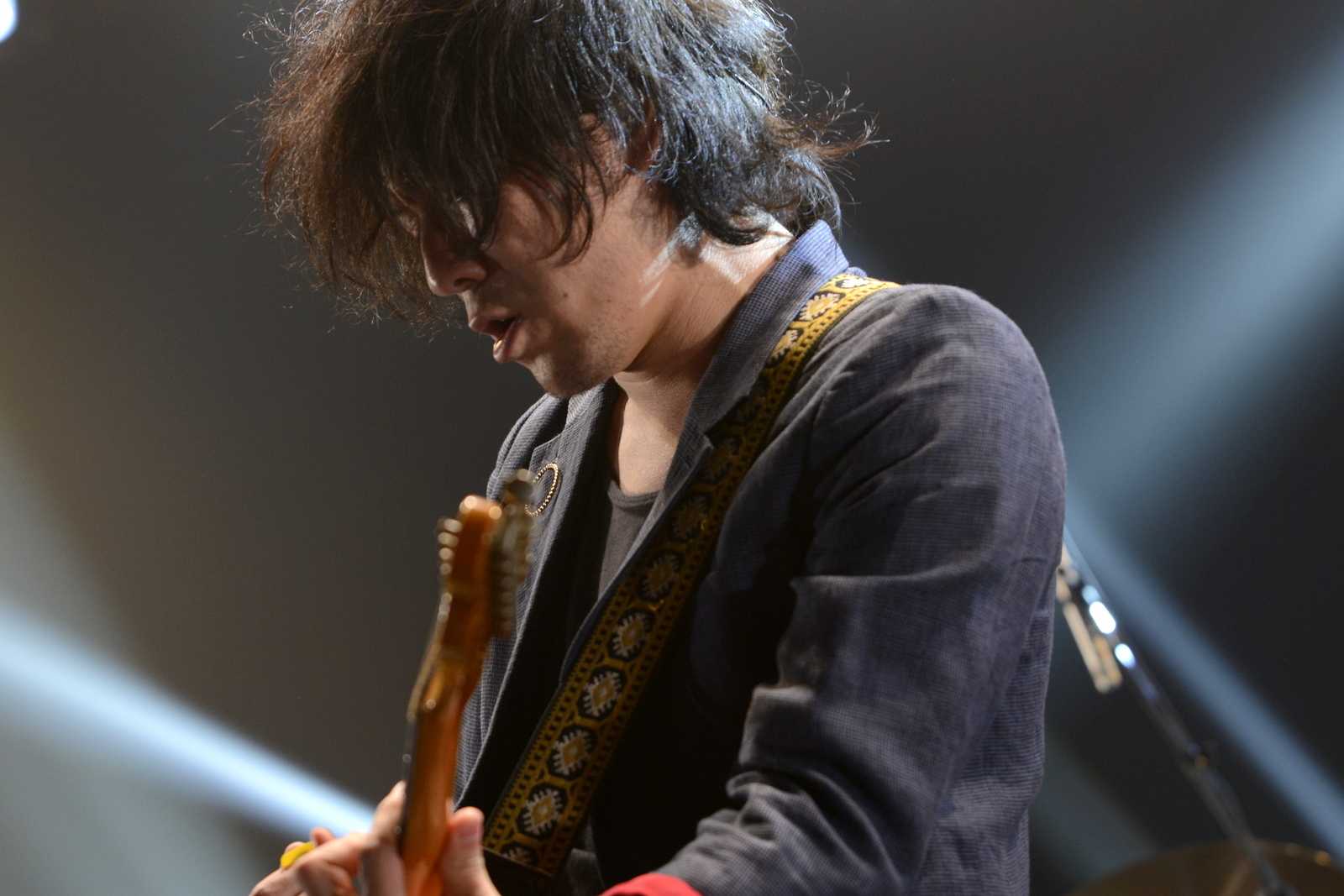 back number 撮影:半田安政(Showcase)