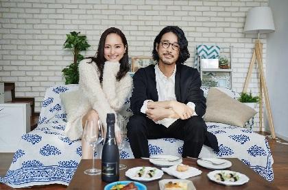 大橋トリオ、CMで初演技&新曲がスパークリングワイン「フレシネ」WEB CMソングに