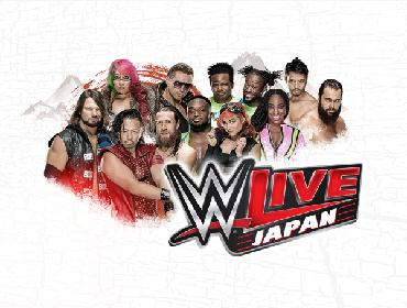 中邑真輔は2日連続で王者AJスタイルズに挑戦! 『WWE Live Japan』対戦カード決まる