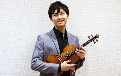「いま」聴きたい気鋭のヴァイオリニスト 大江 馨  ―チャイコフスキー「ヴァイオリン協奏曲」の新境地に挑む―