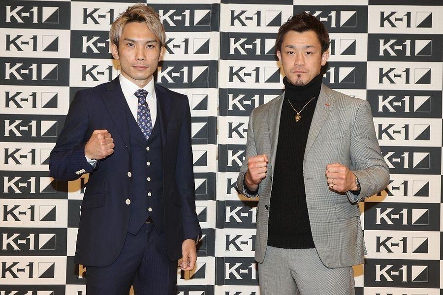 佐々木大蔵 vs 大和哲也 (C)K-1