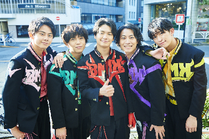 """BMK インタビュー """"逆境に負けないグループ""""がメジャーデビュー、シングル「モンスターフライト」に迫る"""