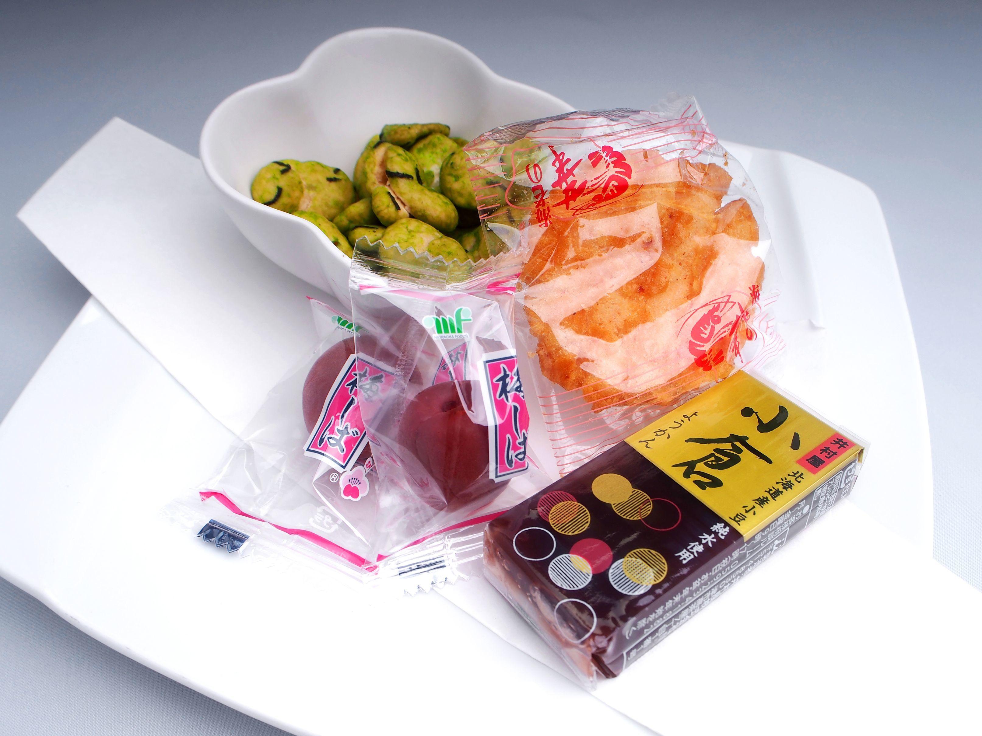 味わいの宴 ~御菓子盛り合わせ~