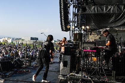 Dragon Ash『RUSH BALL 2021』ライブレポート ーー「未だ革命前夜!」モンスターライブバンドが誓った音楽とフェスへの真摯な愛とプライド