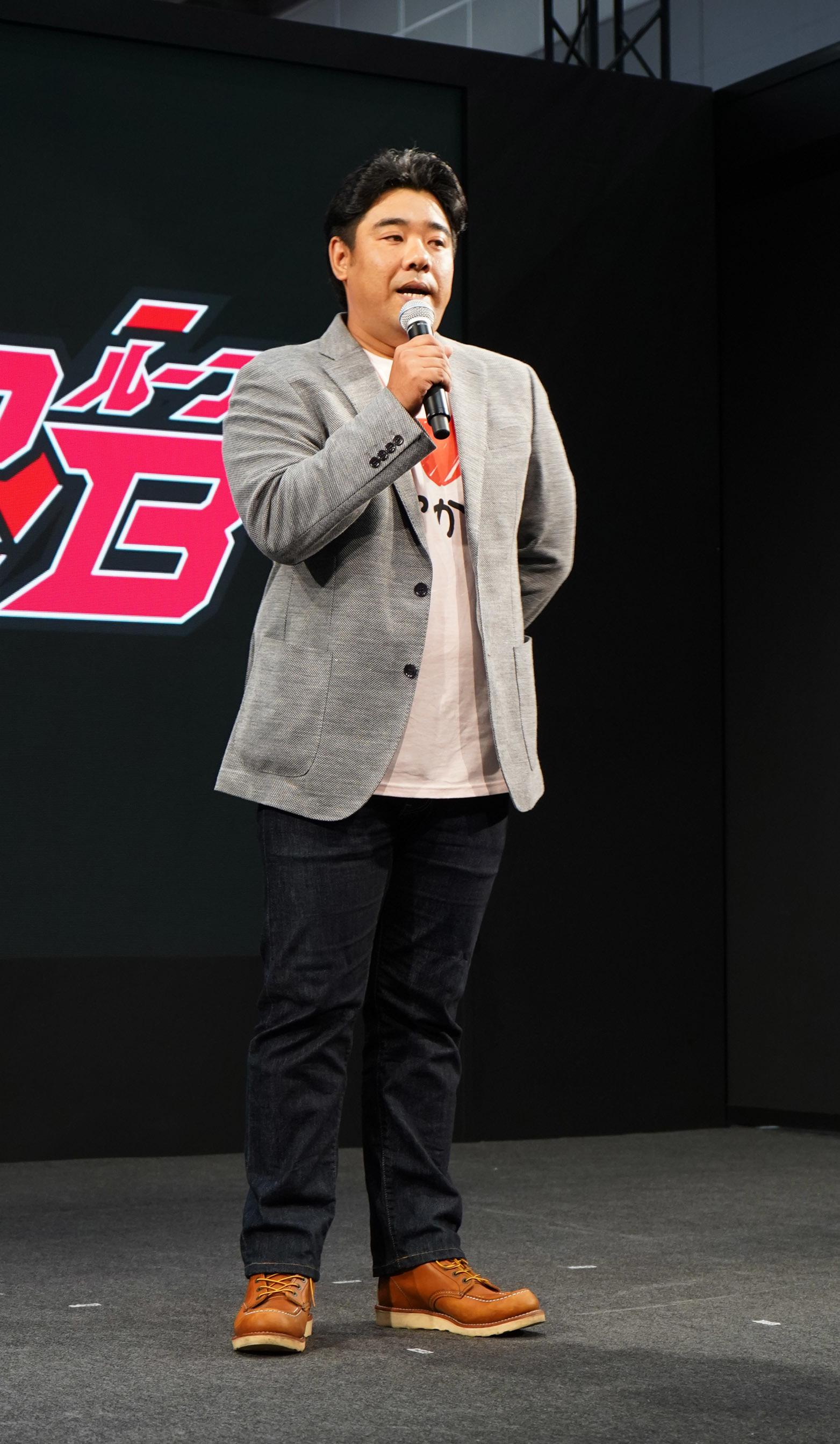 武居正能メイン監督