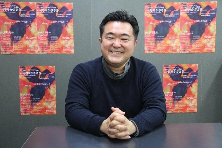 指揮者 園田隆一郎     (C)H.isojima