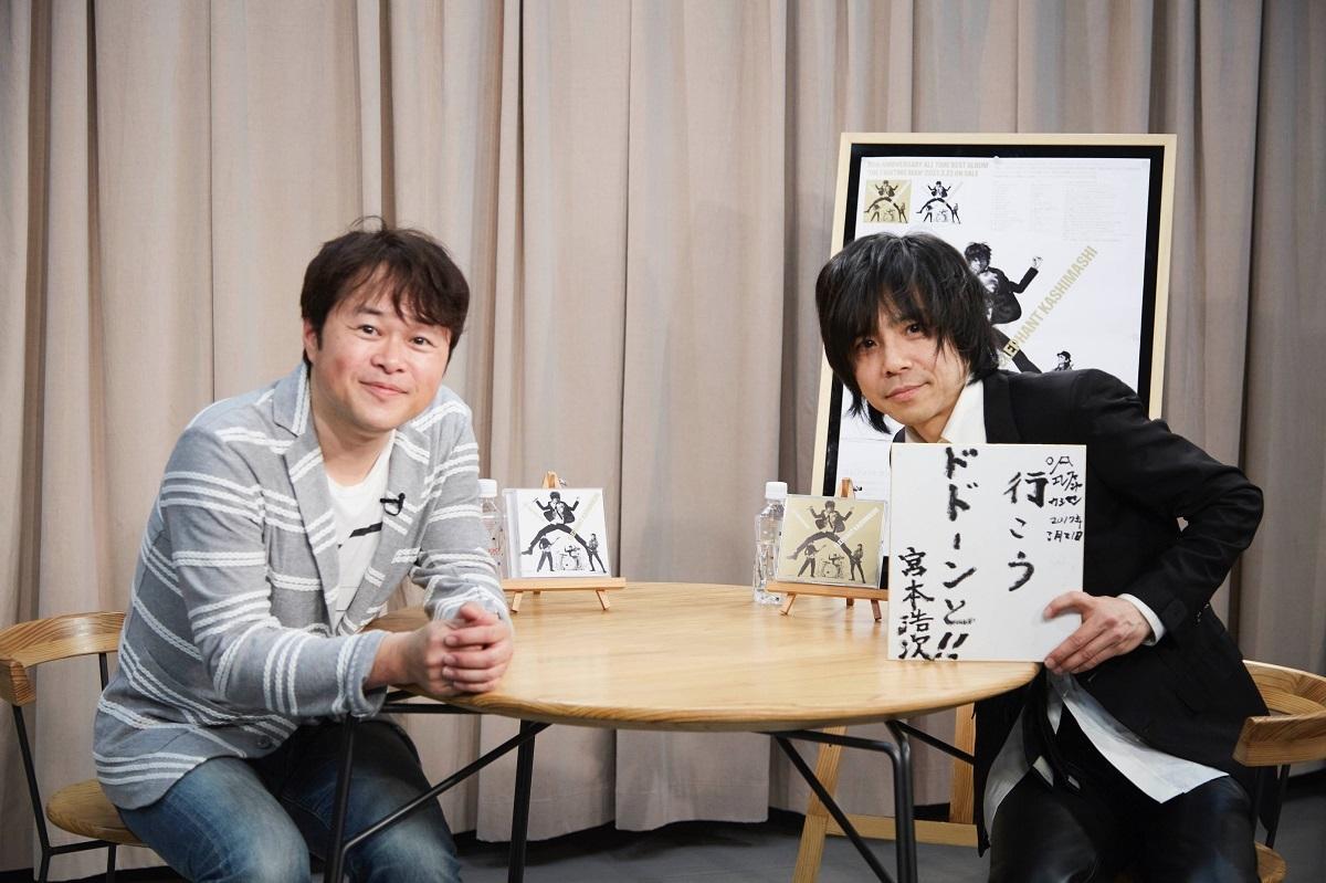 エレファントカシマシ・宮本浩次(写真右)