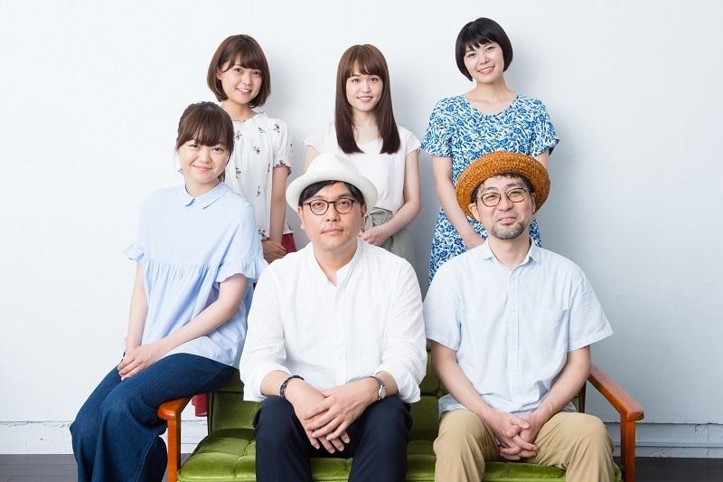 Negicco×KIRINJI 撮影=樋口隆宏