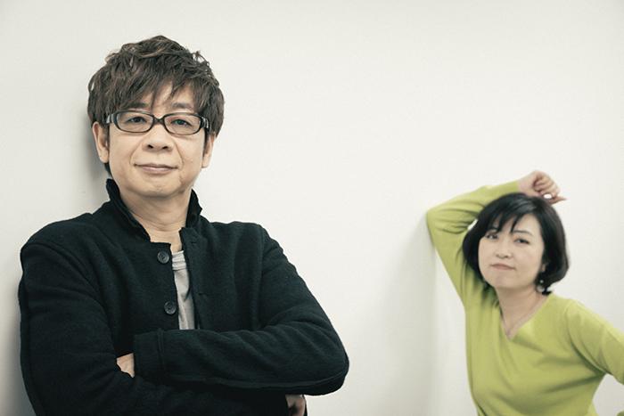 (左から)山寺宏一、林原めぐみ