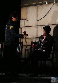 「人狼TLPT」×アニメ『PSYCHO-PASS サイコパス』の公演がついに開幕! 人狼を探す緊迫の舞台の模様をお届け!
