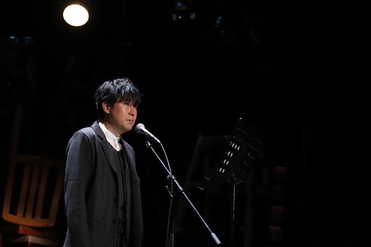 鈴村健一『DISTANCE』(撮影=和田咲子)