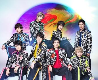 BOYS AND MEN、つんく♂がリード曲をプロデュースしたアルバム『BOYMEN the Universe』の発売が決定
