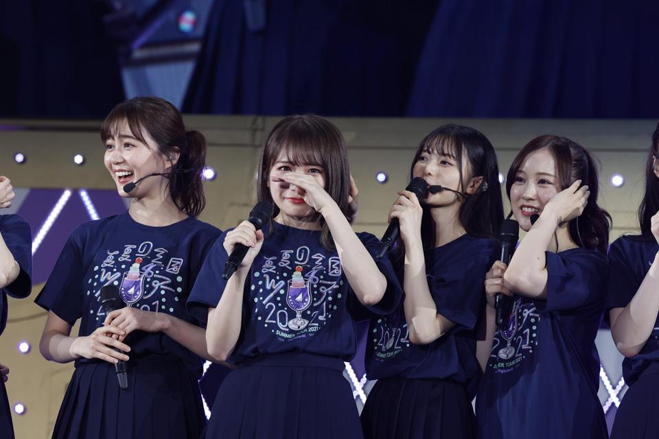 乃木坂46『真夏の全国ツアー2021』福岡公演 初日