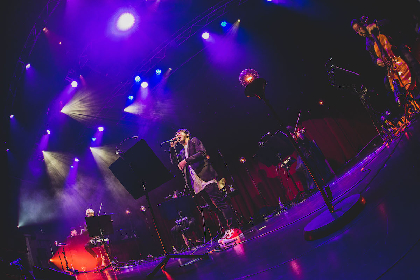 NCIS・村松拓と弦楽四重奏の共演『ROCKIN' QUARTET vol.4』、横浜で幕 詳細レポートが解禁に