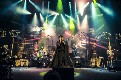"""BUCK-TICK、デビュー30周年飾る全国ツアーで到達した""""極上のカタルシス""""『BUCK-TICK 2018 TOUR No.0』追加公演レポート"""