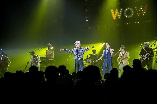 """「RIP SLYME presents """"真夏のWOW""""」に出演したFLYING KIDS。(写真提供:ビクターエンタテインメント)"""