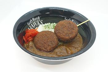 肉山大阪賄いカレー(税込1.300円)