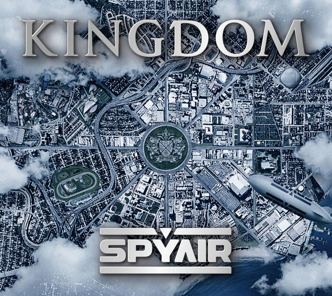 SPYAIR『KINGDOM』初回盤B
