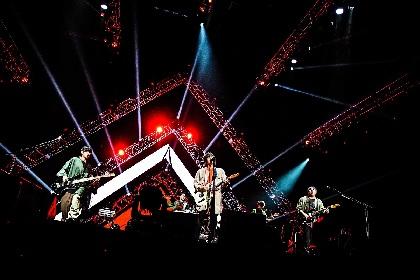 flumpool 復活イヤーを飾る、原点回帰の感動と熱狂のステージ 年末ライブの公式レポートが到着