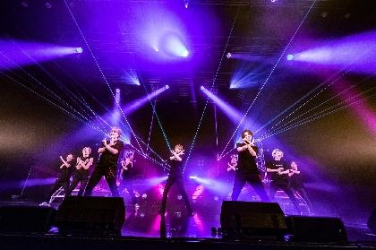 IVVY、TOSHIKI(⽴⽯俊樹)参加体制ラストのニューアルバム『PIE5E』リリースを発表
