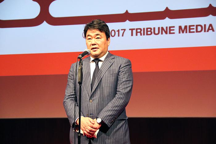 中山良夫 日本テレビ放送網株式会社 取締役執行役員事業局長