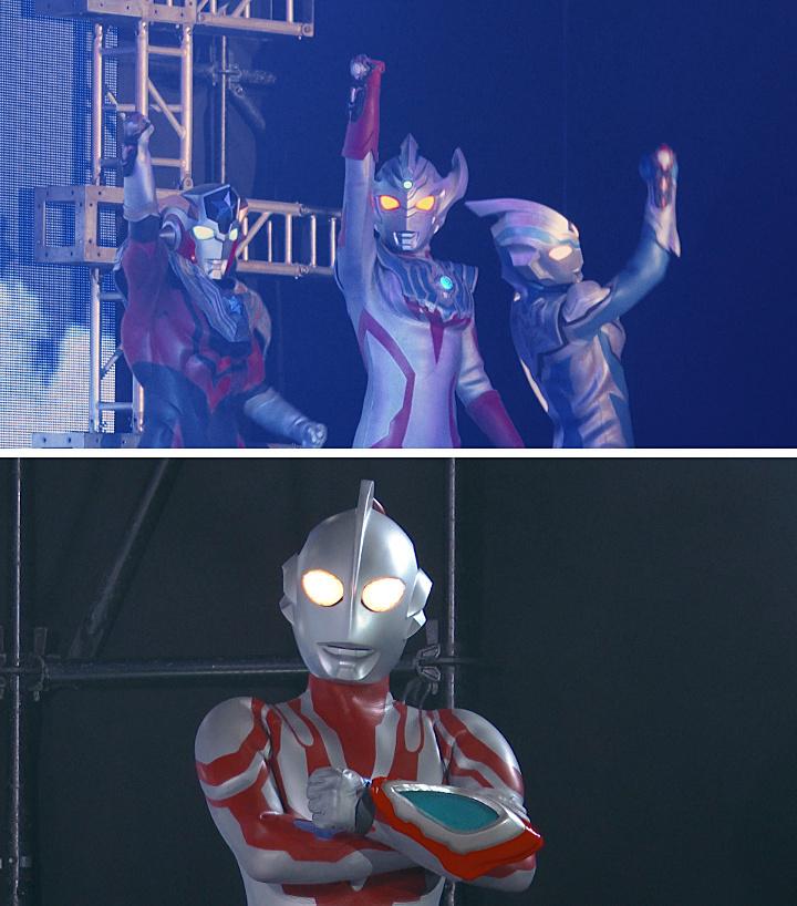 ウルトラ ヒーローズ expo 2020