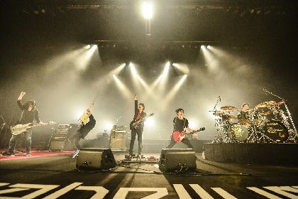 "「9mm Parabellum Bulletとは何か」その答え全てを体現した一夜――""TOUR OF BABEL II"""