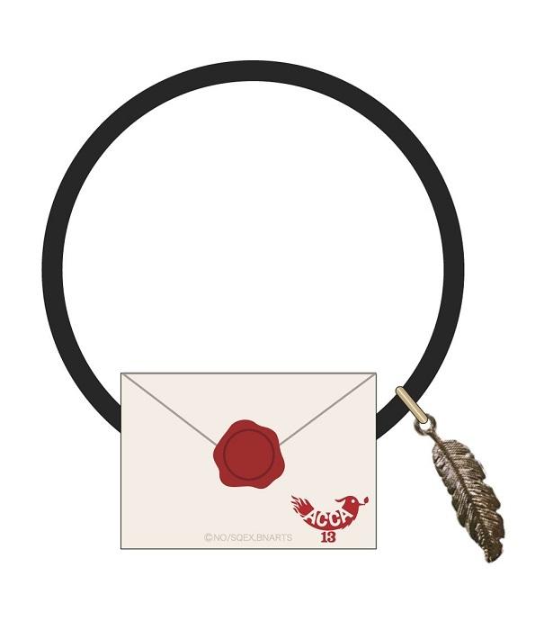 ヘアブレスレット (C)オノ・ナツメ/SQUARE ENIX・バンダイナムコアーツ
