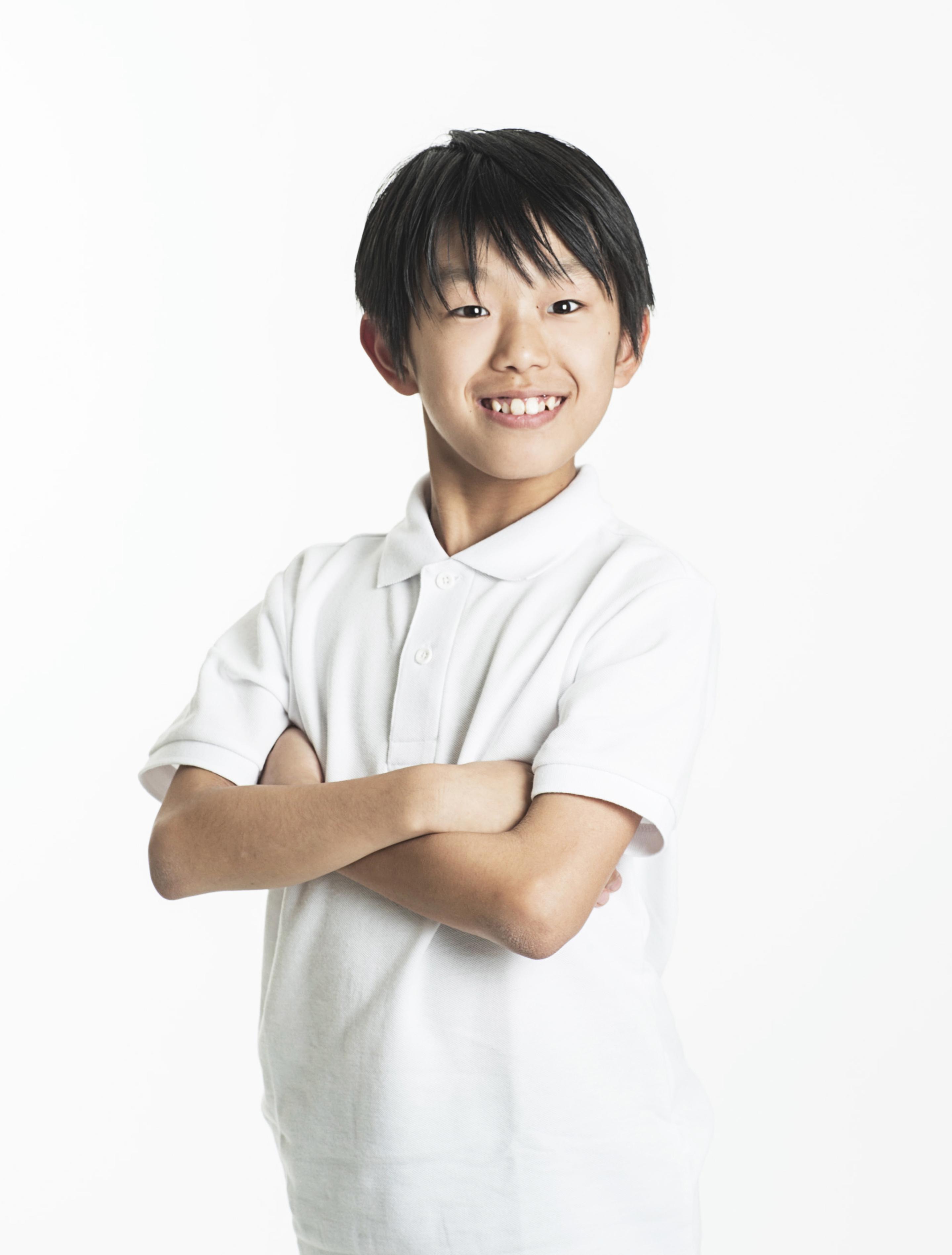 加藤航世(かとう・こうせい)東京出身 13歳