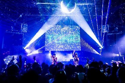 2017年を締めくくるYANAKIKUワンマンライブが渋谷club asiaで完結