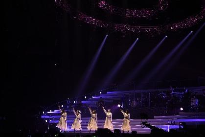 Little Glee Monster、横浜アリーナ2daysで約2万人を動員 11thシングルリリースも発表