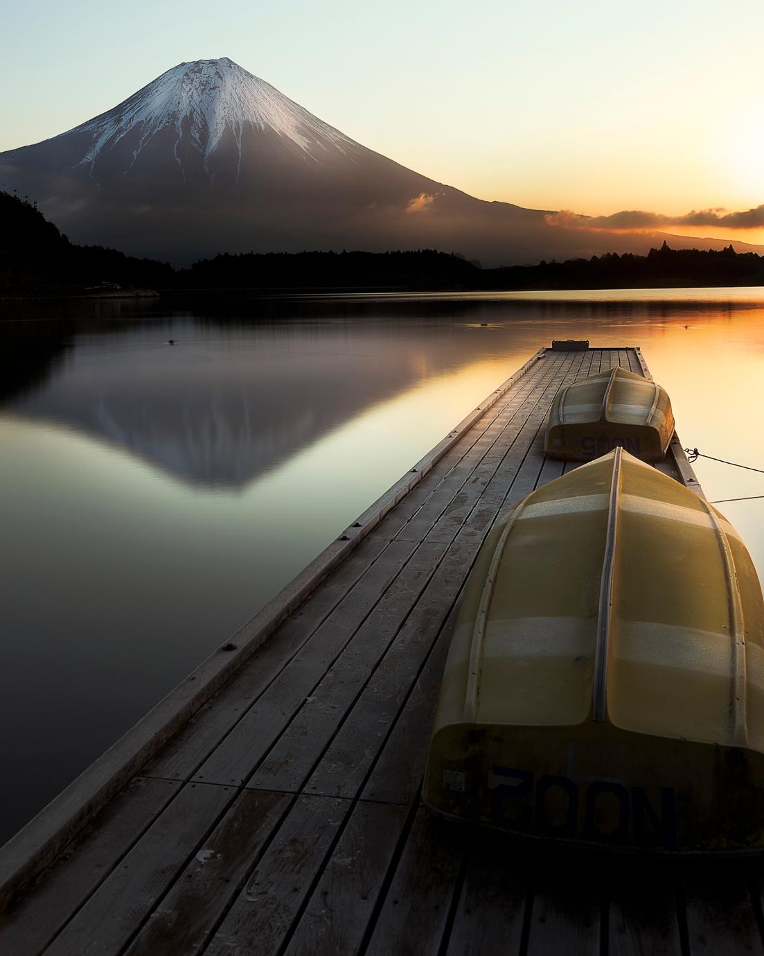 映画『HOKUSAI』フォトコンテスト 佳作「朝露を纏って」  atsuhase_ さん