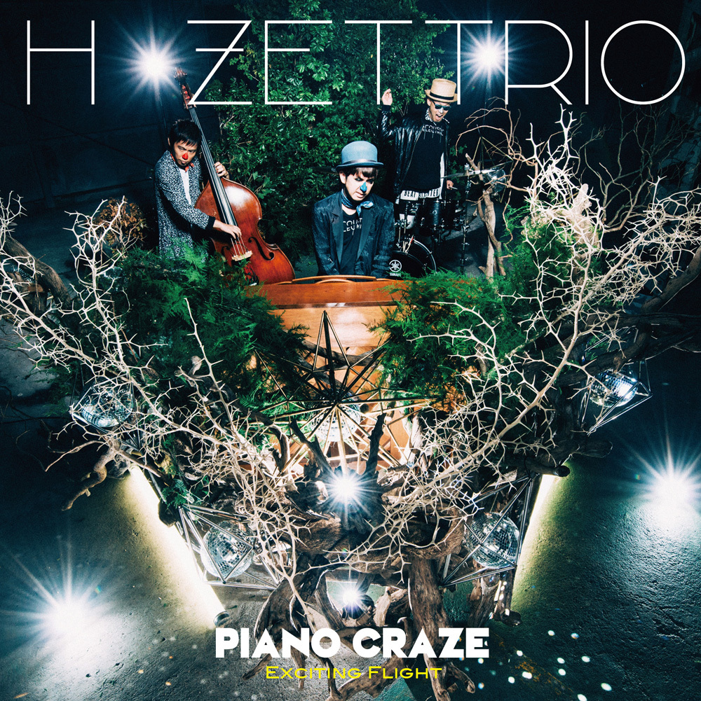 H ZETTRIO / PIANO CRAZE
