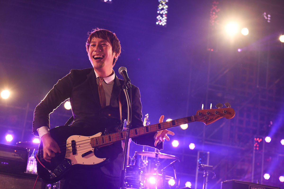 THE BAWDIES  Photo by 岸田哲平