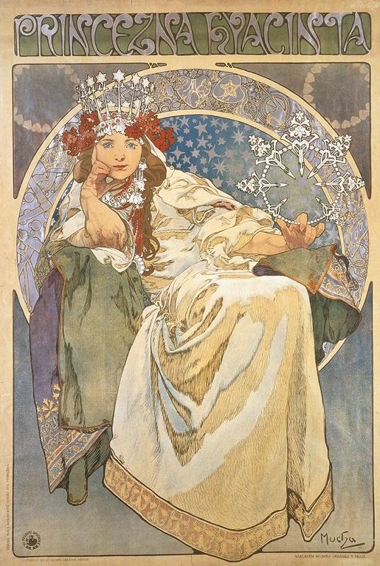 《ヒヤシンス姫》 1911年 堺市