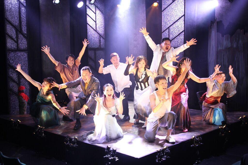 第11回公演『あられもない貴婦人』(2015年)