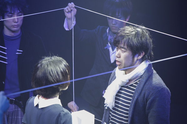 『SQUARE AREA』(名古屋公演)撮影:河西沙織